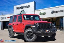 2020_Jeep_Wrangler Unlimited_Willys_ Wichita Falls TX