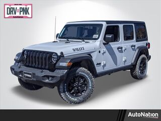 2020_Jeep_Wrangler Unlimited_Willys_ Littleton CO