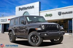 2020_Jeep_Wrangler Unlimited_Willys Sport_ Wichita Falls TX