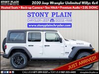 Jeep Wrangler Unlimited Willys 2020