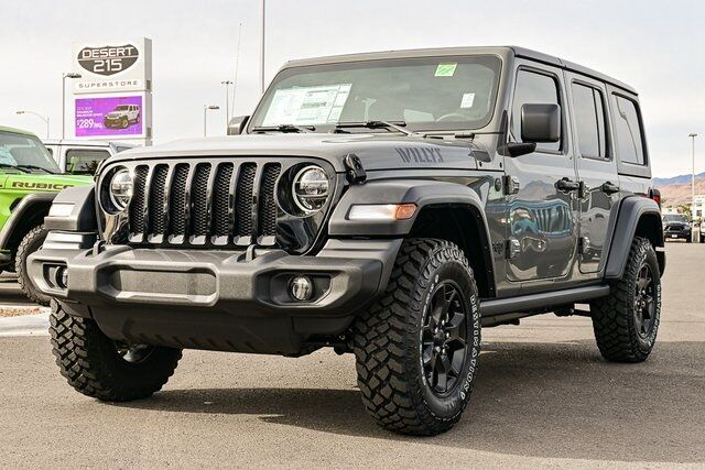 2020 Jeep Wrangler Unlimited Willys Wheeler Las Vegas NV