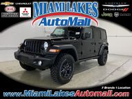 2020 Jeep Wrangler Unlimited Willys Wheeler Miami Lakes FL