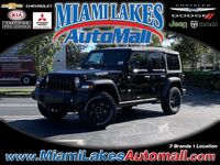 Jeep Wrangler Unlimited Willys Wheeler 2020