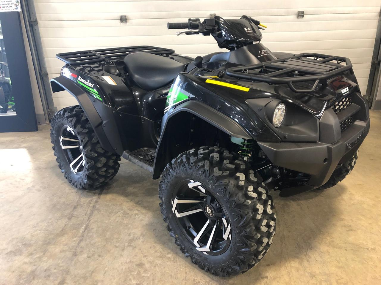 2020 KAWASAKI BRUTEFORCE 750 4X4I EPS ATV Swift Current SK