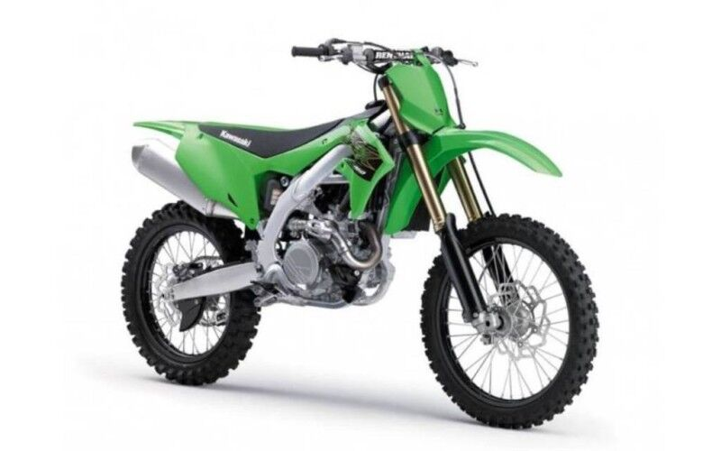 2020 KAWASAKI KX 450 Snow Bike MOTORCYCLE Swift Current SK
