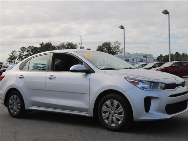 2020 KIA Rio S Sedan Crystal River FL