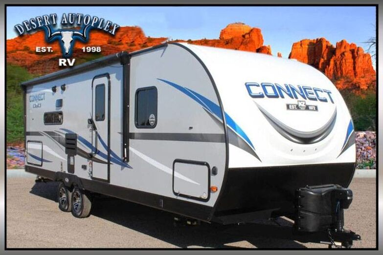 2020 KZ Connect C241RLK Single Slide Travel Trailer RV Mesa AZ
