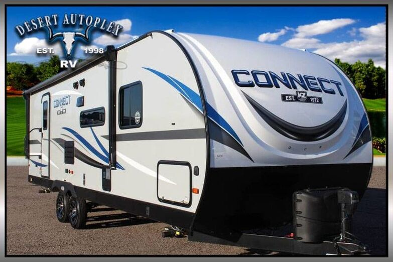 2020 KZ Connect C261RB Single Slide Travel Trailer RV Mesa AZ