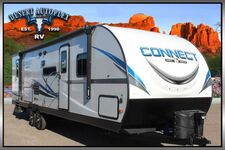 2020 KZ Connect C291BHK Single Slide Travel Trailer RV