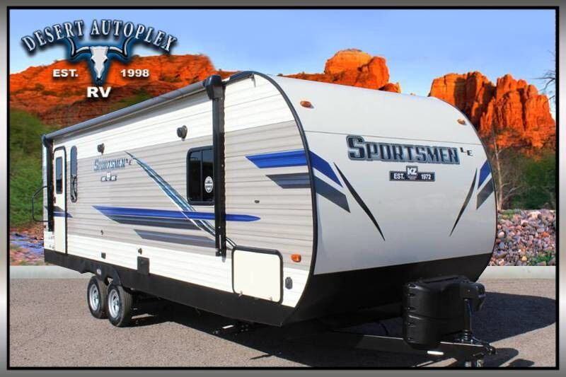 2020 KZ Sportsmen LE 241RKLE Single Slide Travel Trailer RV Mesa AZ