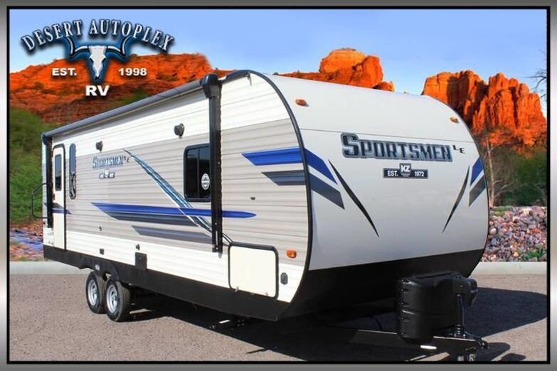 2020 KZ Sportsmen LE 241RKLE Single Slide Travel Trailer RV Treated w/Cilajet Anti-Microbial Mesa AZ