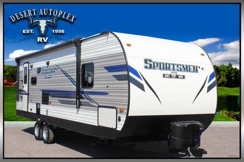 2020 KZ Sportsmen LE 251RLLE Single Slide Travel Trailer RV Treated w/Cilajet Anti-Microbial Mesa AZ