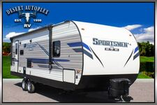 2020 KZ Sportsmen LE 251RLLE Single Slide Travel Trailer RV Treated w/Cilajet Anti-Microbial