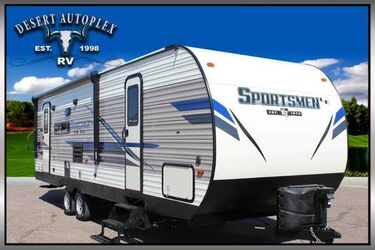 KZ Sportsmen LE 261RLLE Single Slide Travel Trailer RV Mesa AZ