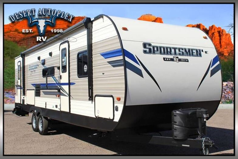 2020 KZ Sportsmen LE 301BHKLE Single Slide Travel Trailer RV Mesa AZ