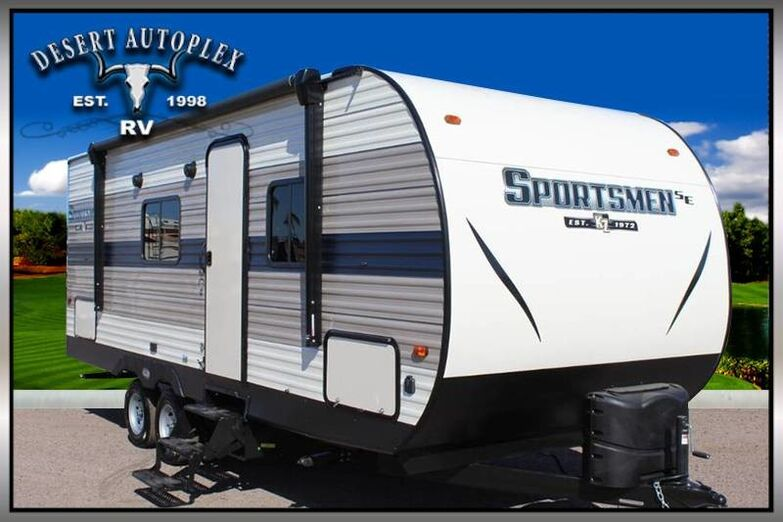 2020 KZ Sportsmen SE 230BHSE Travel Trailer RV Treated w/Cilajet Anti-Microbial Fog Mesa AZ