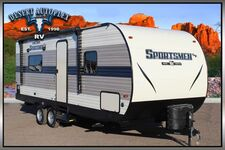 2020 KZ Sportsmen SE 240FBSE Travel Trailer RV