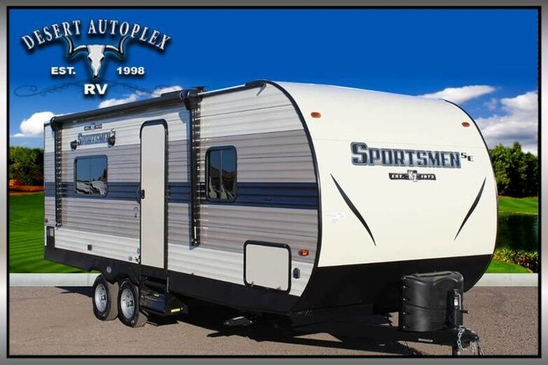 2020 KZ Sportsmen SE 240FBSE Travel Trailer RV Treated w/Cilajet Anti-Microbial Fog Mesa AZ