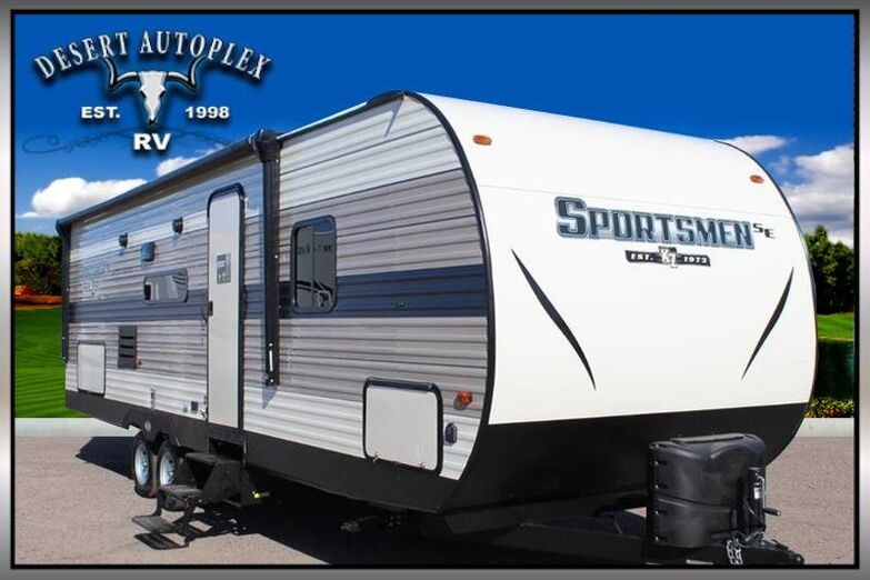 2020 KZ Sportsmen SE 271BHSE Single Slide Travel Trailer RV Mesa AZ