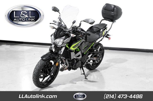2020 Kawasaki Z 400 ABS  Lewisville TX