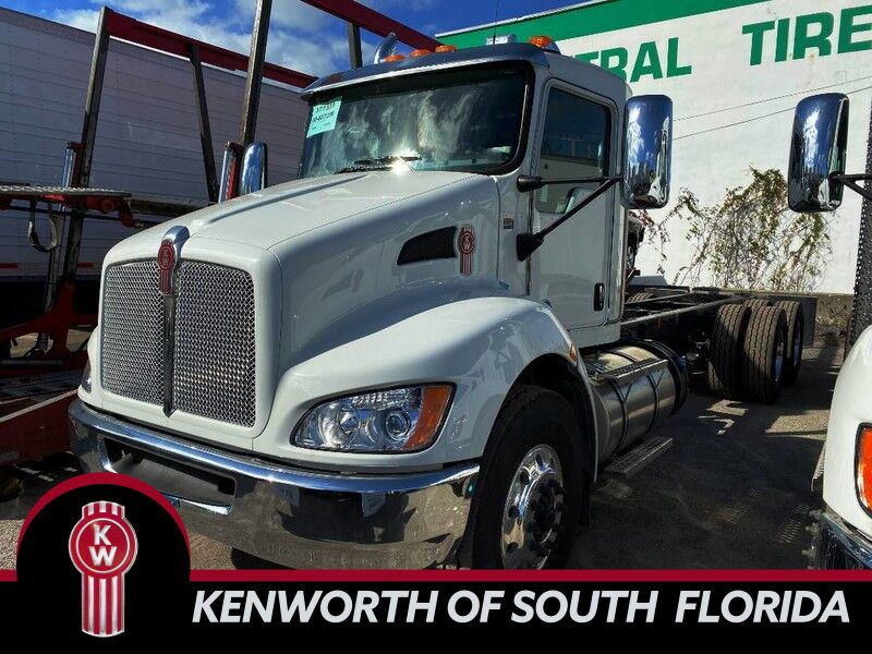 2020 Kenworth T370 Cab & Chassis Fort Lauderdale FL