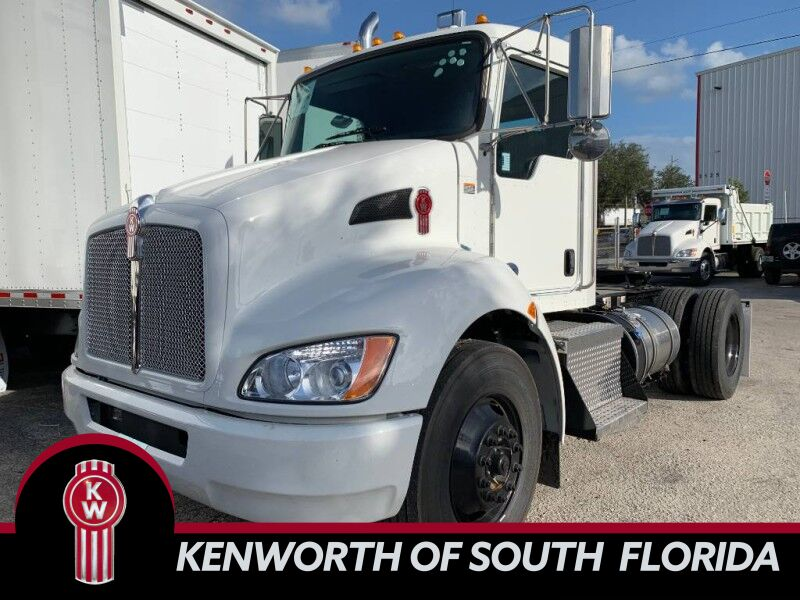 2020 Kenworth T370 Day Cab Fort Lauderdale FL