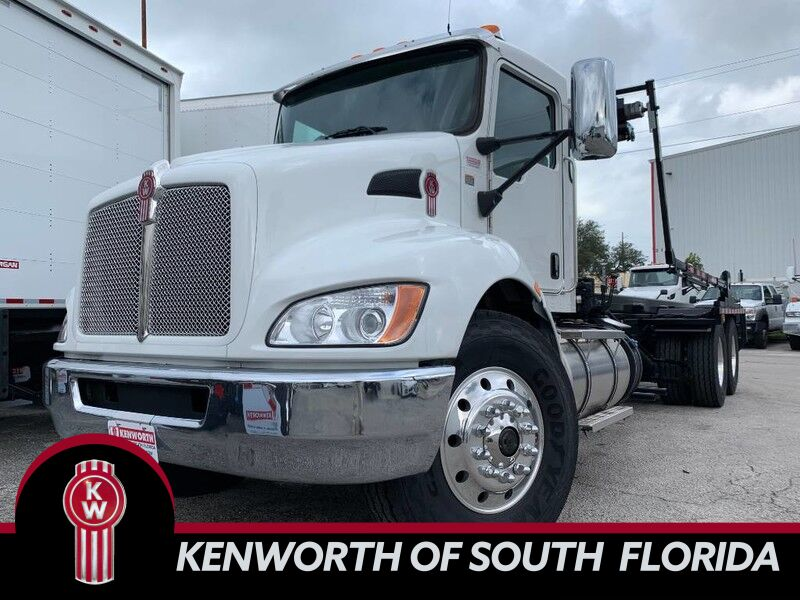 2020 Kenworth T370 ROLL OFF Fort Lauderdale FL