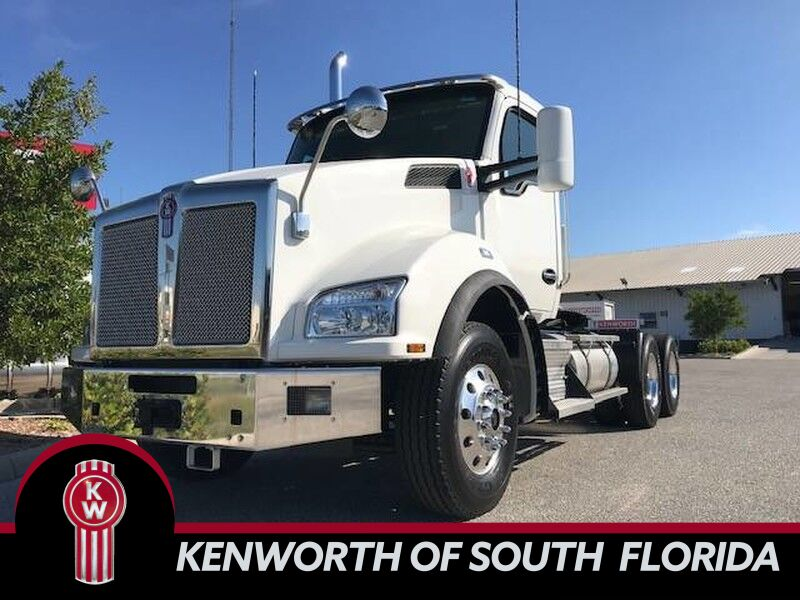 2020 Kenworth T880 Day Cab Fort Lauderdale FL
