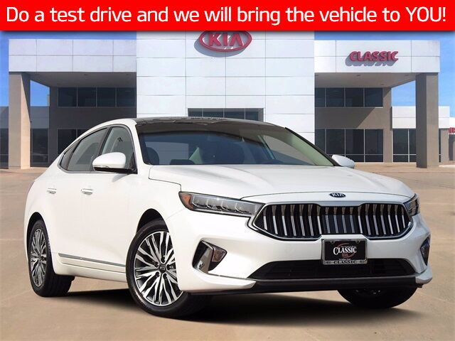 2020 Kia Cadenza Technology Carrollton TX