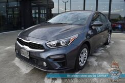 2020_Kia_Forte_FE / Automatic / Power Mirrors Windows & Locks / Lane Departure Alert / Apple CarPlay & Android Auto / Bluetooth / Back Up Camera / Cruise Control / 41 MPG / Only 2800 Miles / 1-Owner_ Anchorage AK