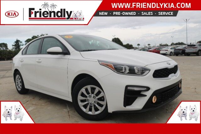 2020 Kia Forte FE New Port Richey FL