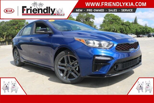 2020 Kia Forte GT-Line New Port Richey FL