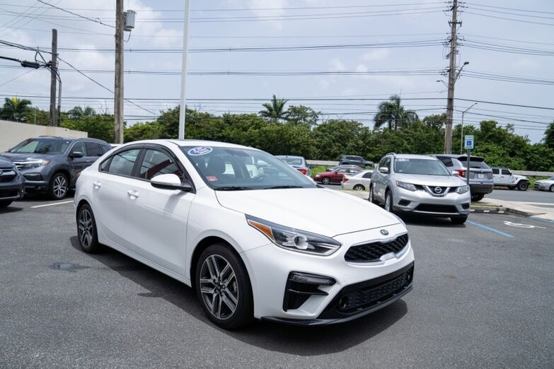 2020 Kia Forte GT-Line San Juan PR