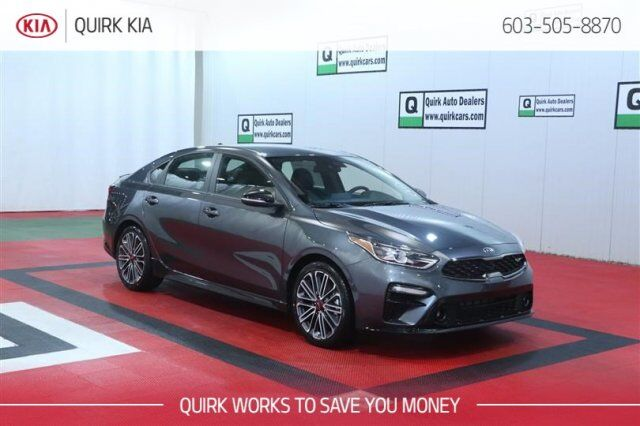 2020 Kia Forte GT Manchester NH