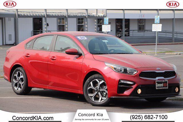2020 Kia Forte LXS Concord CA