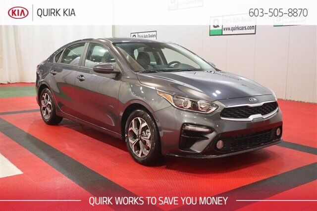 2020 Kia Forte LXS IVT Manchester NH