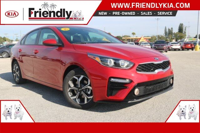 2020 Kia Forte LXS New Port Richey FL