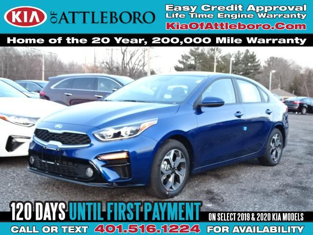 2020 Kia Forte LXS South Attleboro MA