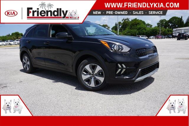 2020 Kia Niro LX New Port Richey FL
