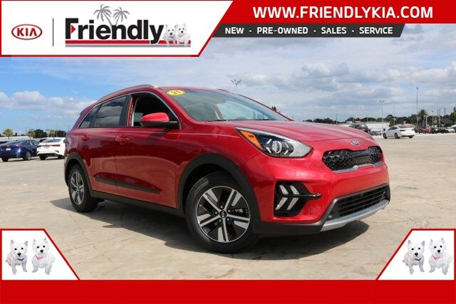 2020 Kia Niro LXS New Port Richey FL