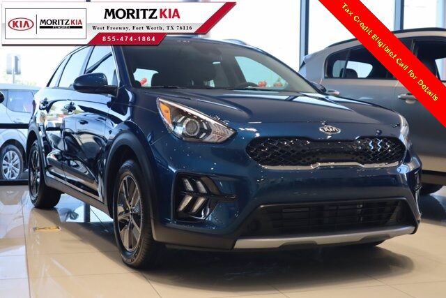 2020 Kia Niro Plug-In Hybrid LXS Fort Worth TX