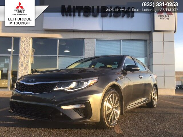 2020 Kia Optima EX GDI, UNDER 20,000KMS, LEATHER, FULLY RECONIDITIONED AND CLEAN CARPROOF! EX Lethbridge AB