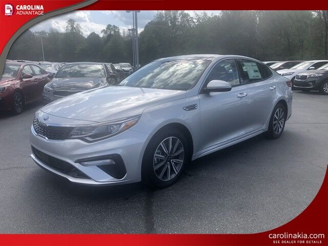 2020 Kia Optima EX Premium High Point NC