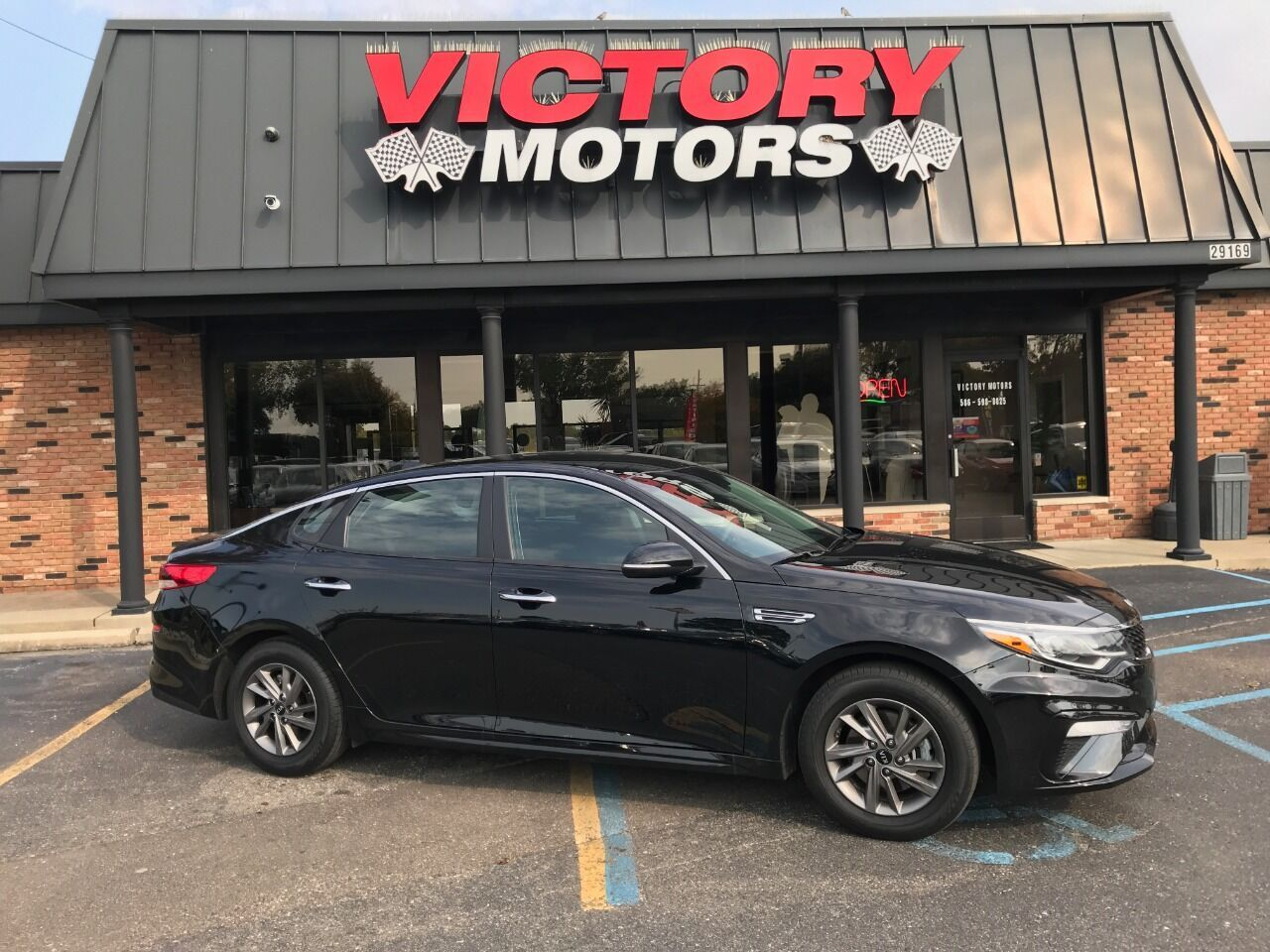 2020 Kia Optima LX 4dr Sedan Chesterfield MI