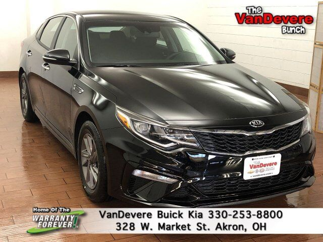 2020 Kia Optima LX Akron OH