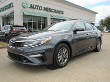 2020_Kia_Optima_LX, Back-Up Camera, Blind Spot Monitor, Bluetooth Connection, Cross-Traffic Alert,_ Plano TX