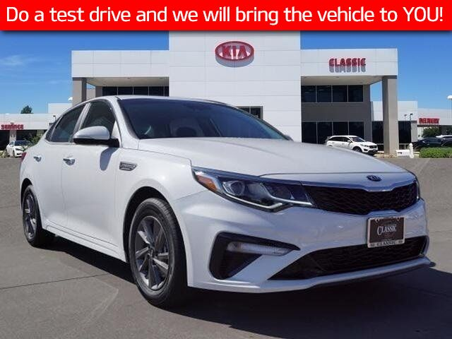 2020 Kia Optima LX Carrollton TX