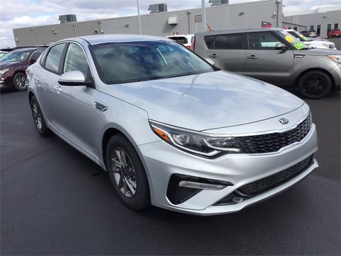 2020_Kia_Optima_LX_ Evansville IN