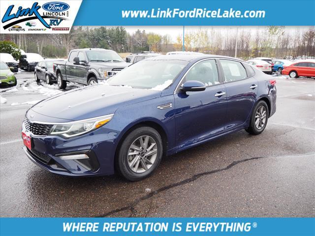 2020 Kia Optima LX Rice Lake WI