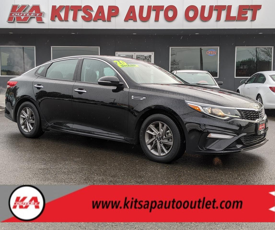 2020 Kia Optima LX Sedan 4D Port Orchard WA